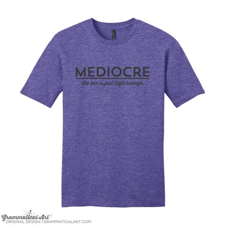 mens mediocre purple