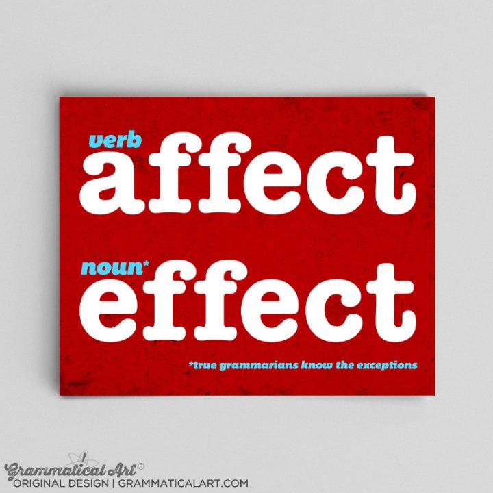 affect