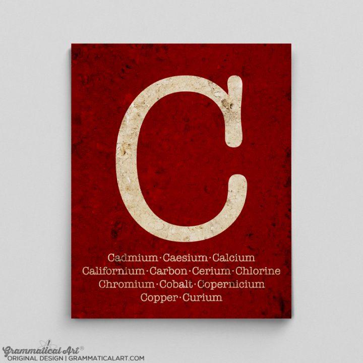 c elements