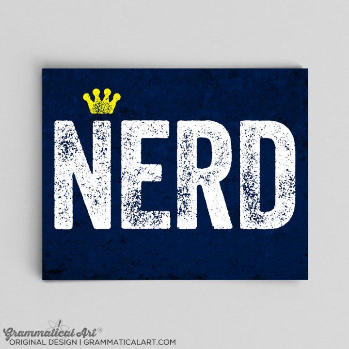 king of nerd