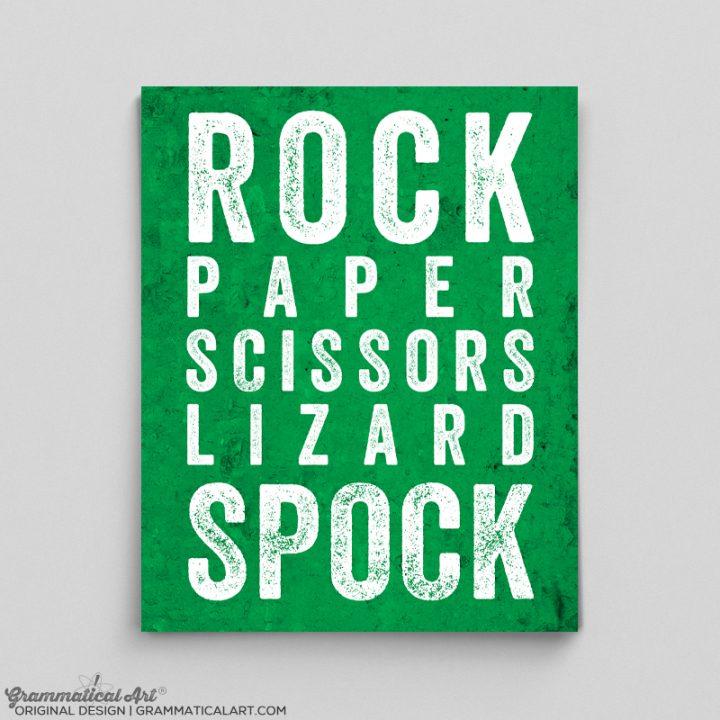 spock words