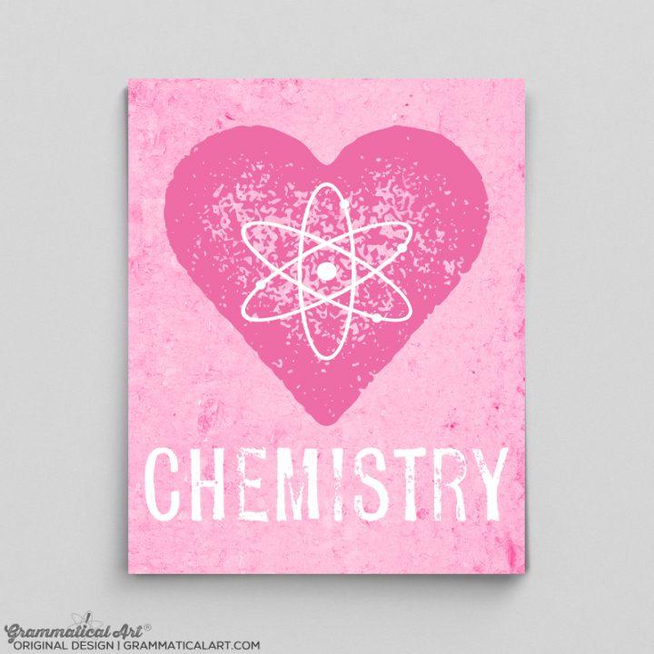 chemistry love