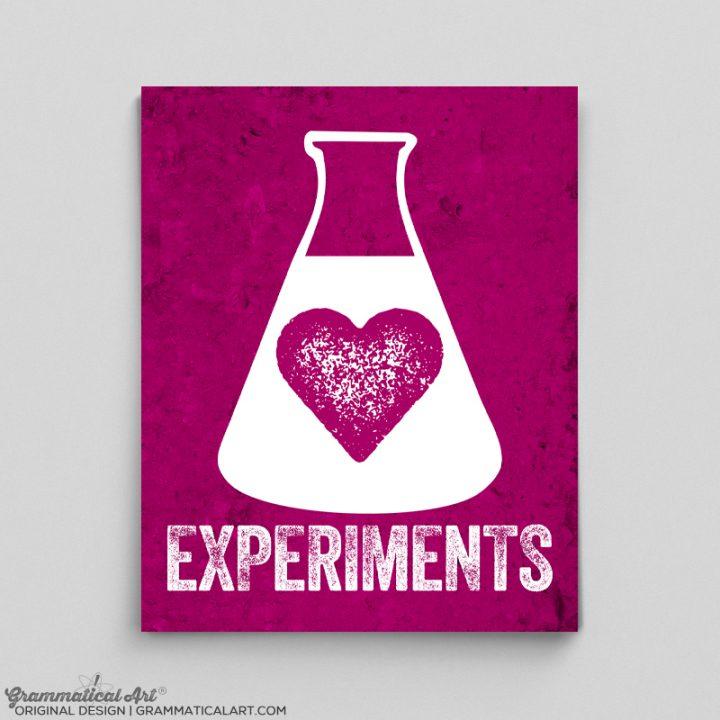 experiments heart