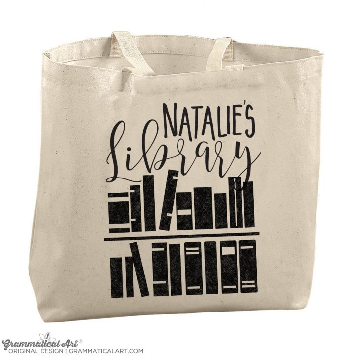 library tote1