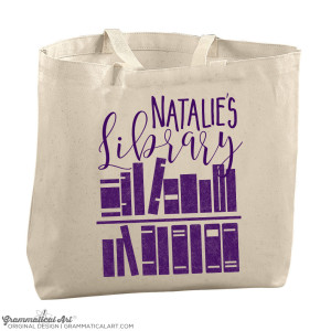 library tote4