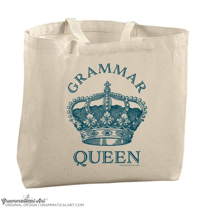 NEW queen tote