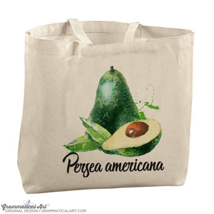 avocado tote