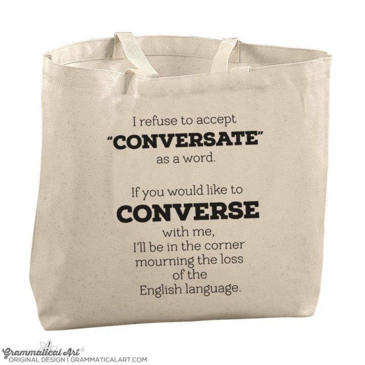 conversate tote