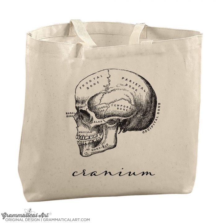 cranium tote