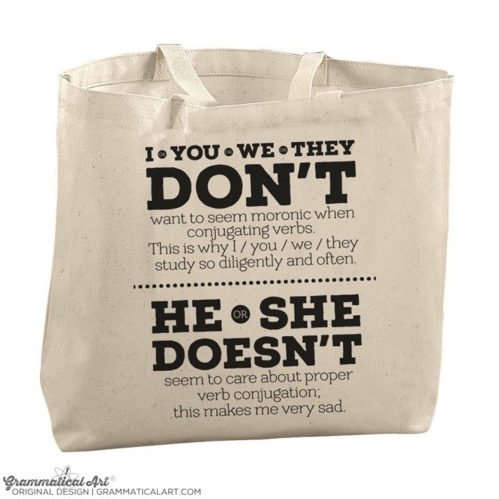 dont tote
