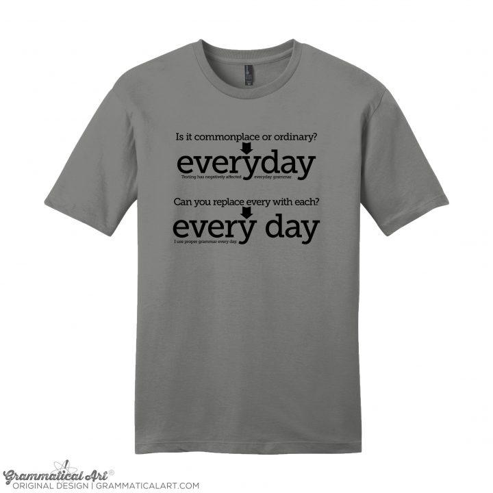 everyday FIXED