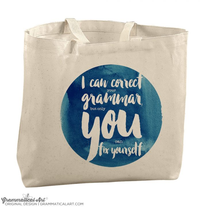 fix yourself tote