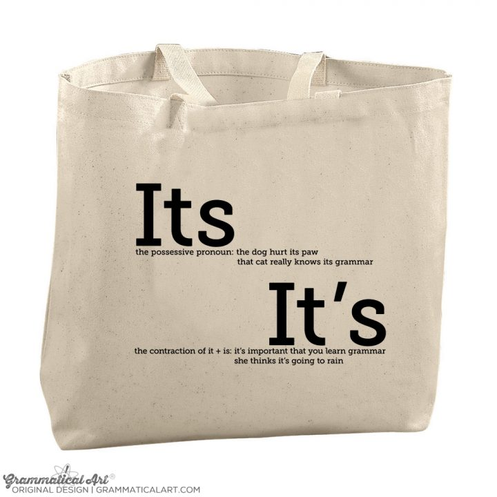 its tote