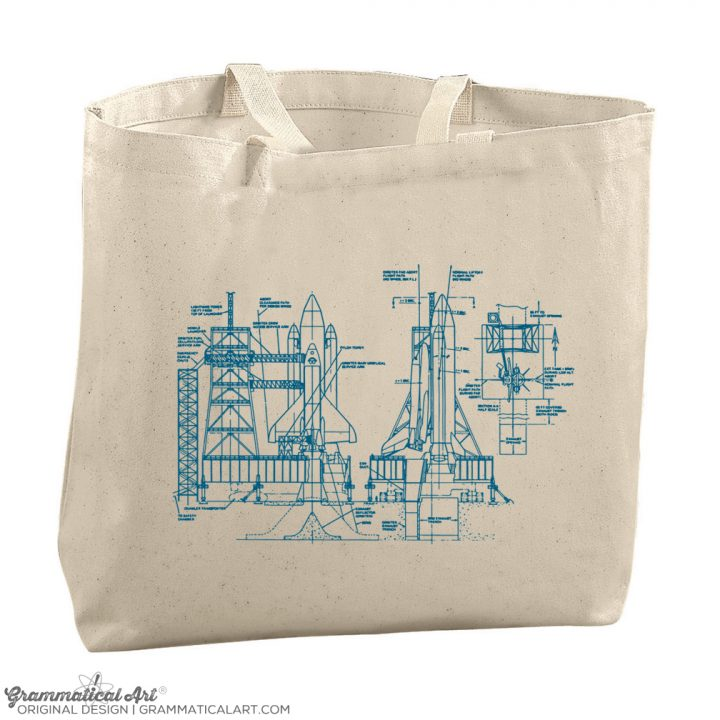 launchpad tote