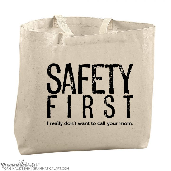 safety tote