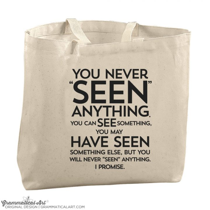 seen tote