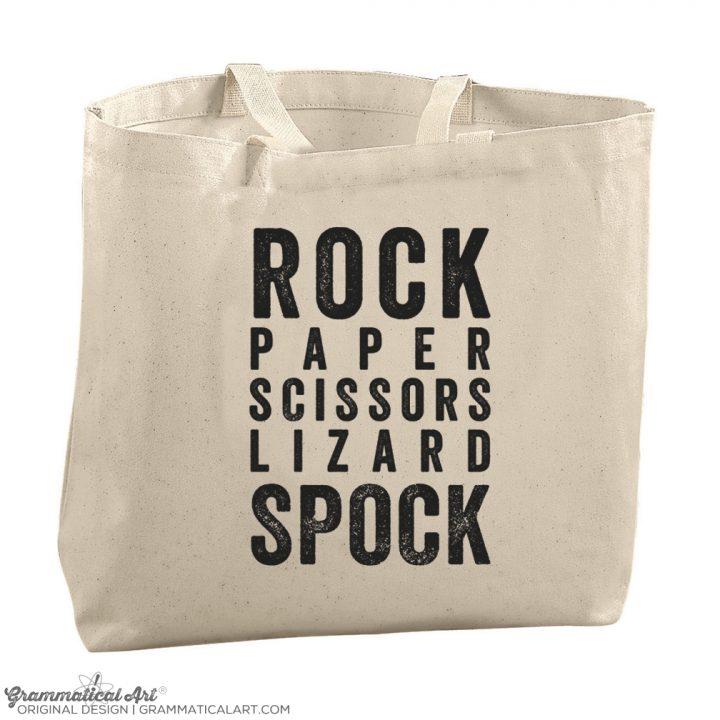 spock tote