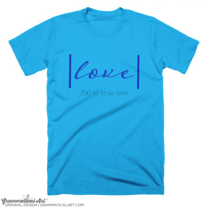true love teal
