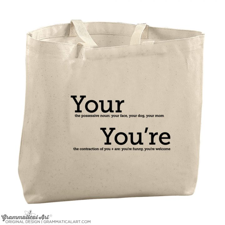 your tote
