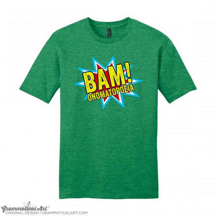 m bam green