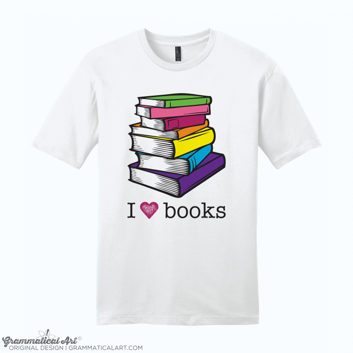 m books white