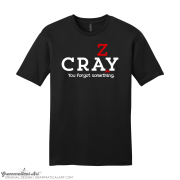 m cray black