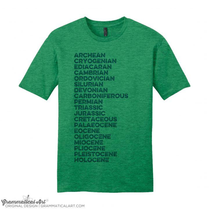 mens jurassic green