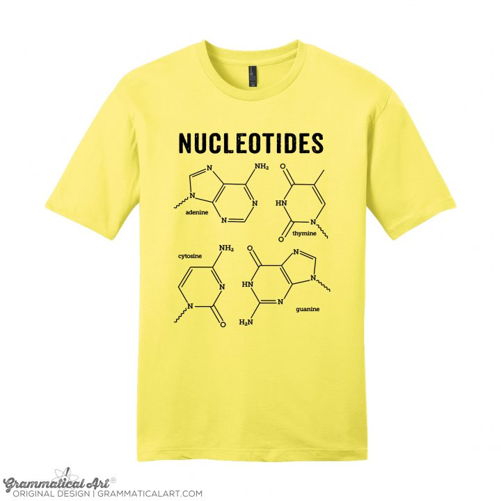 mens nucleotides yellow