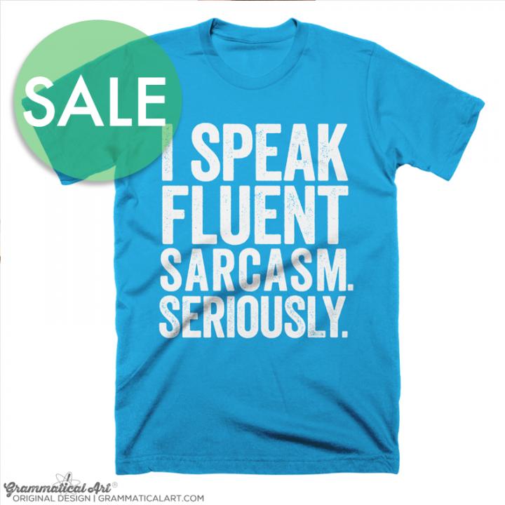 sale sarcasm white