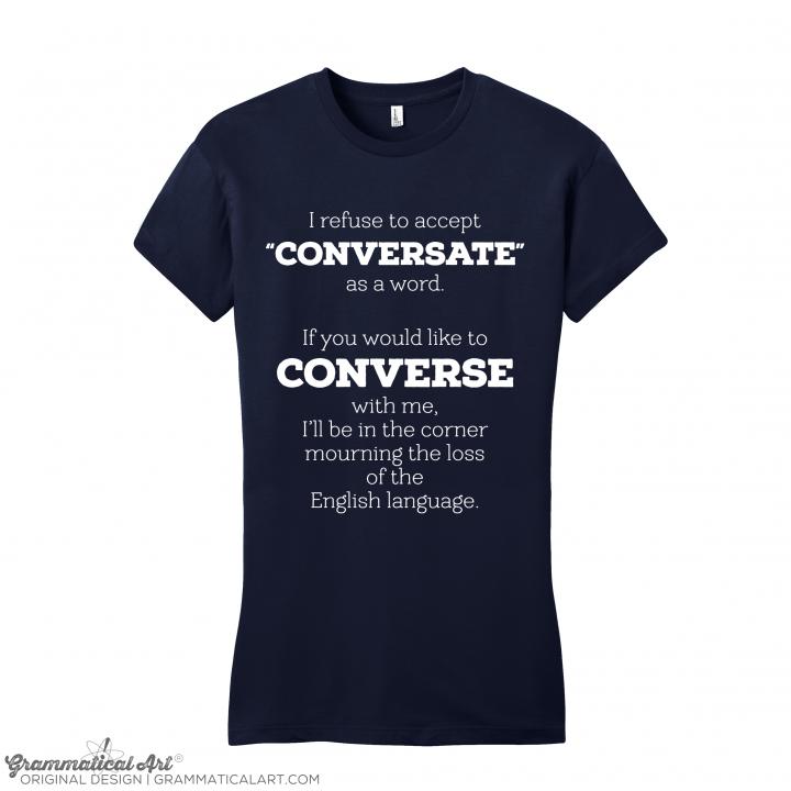 w conversate navy