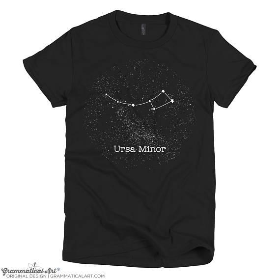 ursa minor shirt
