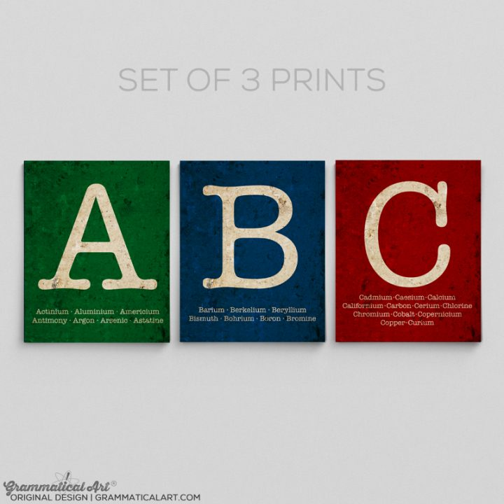 abcs of elements tri
