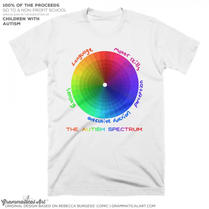 autism spectrum new men's