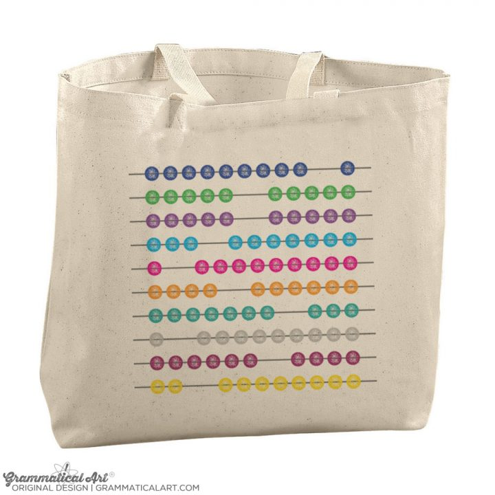 abacus tote